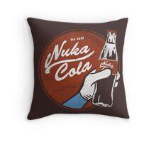 Nuka Cola stuff! Throw Pillow