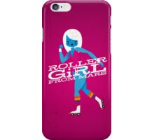 Roller Girl From Mars iPhone Case/Skin
