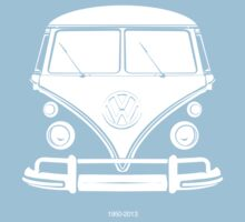 VW BUS, 1950-2013 Kids Tee