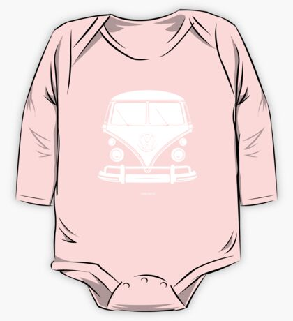 VW BUS, 1950-2013 One Piece - Long Sleeve