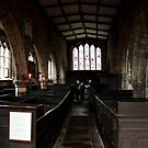XIIIth Century Holy Trinity Church, York by rsangsterkelly