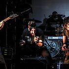 Rock hard music  by Niisophotos