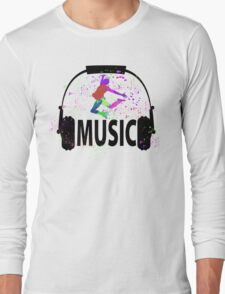 MUSIC Long Sleeve T-Shirt