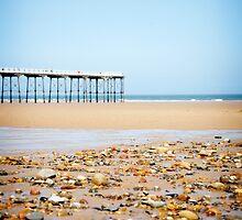 Pier & Pebbles by Phillip Shannon