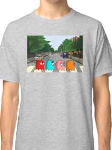 Pac Man Abbey Road Classic T-Shirt