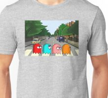 Pac Man Abbey Road Unisex T-Shirt