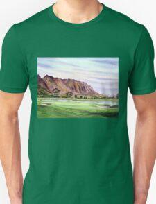 Koolau Golf Course Hawaii  Unisex T-Shirt