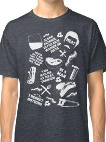 Ron Swanson Fanboy/Fangirl Classic T-Shirt