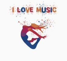 I LOVE MUSIC by yosi cupano