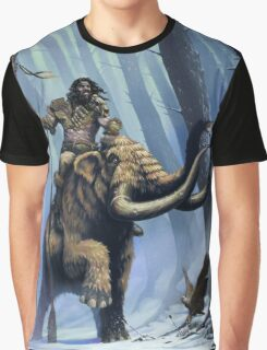 Frost Giant on Mammoth Graphic T-Shirt