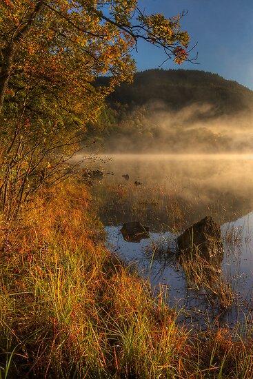 Achray Autumn (1) by Karl Williams
