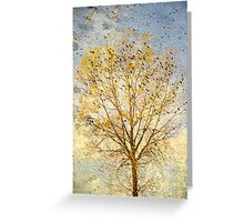The Bird Tree Greeting Card