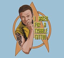 Tribble tattoo One Piece - Short Sleeve