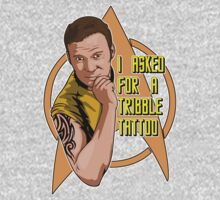 Tribble tattoo One Piece - Long Sleeve