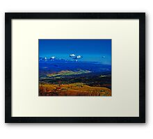 Germany Valley, West Virginia Framed Print