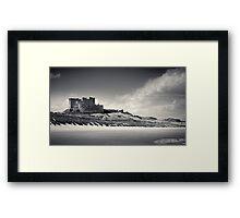 Bamburgh Castle Northumberland Framed Print