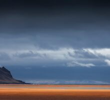 Over the Red Beach by Dominique Dubied