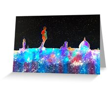 Florence Cosmos Greeting Card