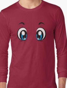 Kawaii-Eyes 1 Long Sleeve T-Shirt