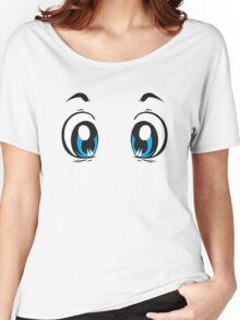 Kawaii-Eyes 1 Women's Relaxed Fit T-Shirt