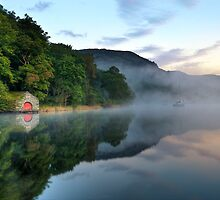 the boathouse by paul mcgreevy