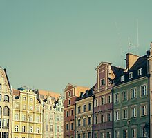 Wroclaw Architecture by PatiDesigns