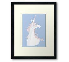 The Last Unicorn Framed Print