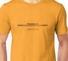 Kodacolor-X (Read leaflet) Unisex T-Shirt