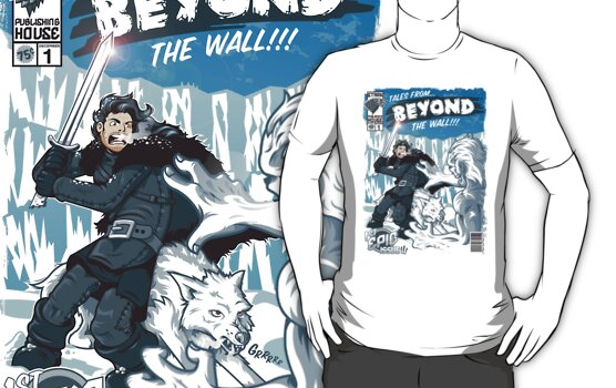 Tales From Beyond the Wall by AtomicRocket