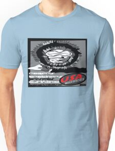 usa warriors eskimo by rogers bros T-Shirt