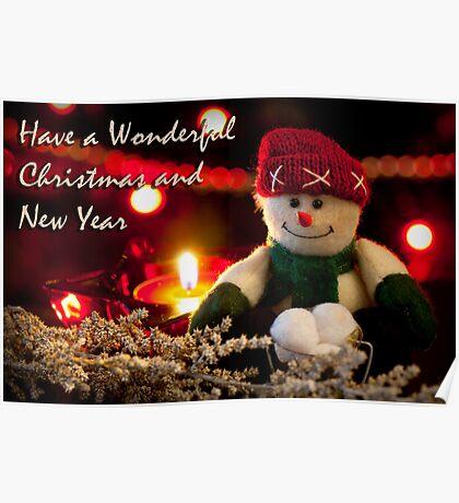 Ever Seen a Snowman's Snow Balls?! Poster