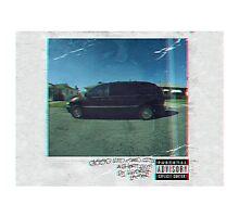 Kendrick Lamar good kid, m.A.A.d city Album Design by SteezyDesigns