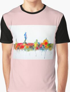 Florence Skyline Graphic T-Shirt