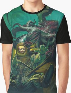 Cthulhu Star Spawn Graphic T-Shirt