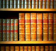 Books at Hay 4 by katacharin