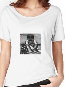 ASAP Rocky Long. Live. ASAP Album Design Women's Relaxed Fit T-Shirt