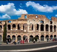Colosseum by asainter