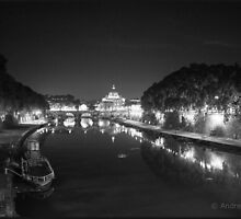 Views of the Vatican by asainter