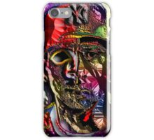 FRIGHT BAZEBALL2 iPhone Case/Skin