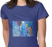 Leda & Zeus Womens Fitted T-Shirt