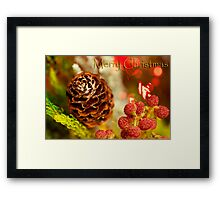Pining For Christmas Framed Print