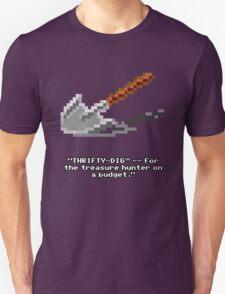 Monkey Island - Spade, shovel  Unisex T-Shirt