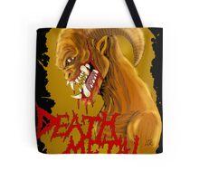 Death Metal Monster Tote Bag