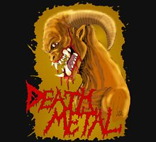 Death Metal Monster Unisex T-Shirt