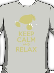 Keep Calm Snorlax T-Shirt
