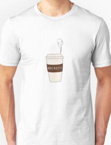 Beckett coffee Unisex T-Shirt