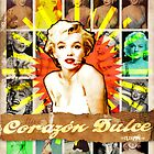 Icons: Miss Dulce Corazón by soyelzappo