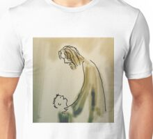 Jesus and The Child Unisex T-Shirt