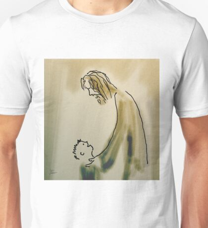 Jesus and The Child Unisex T-Shirt