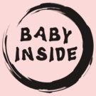 Mom To Be Baby Inside by FamilyT-Shirts